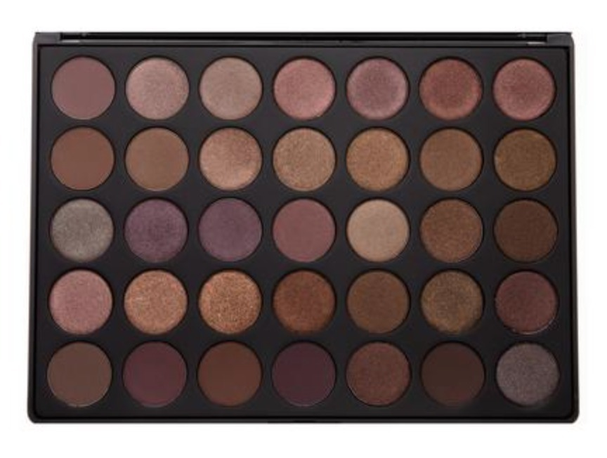【Morphe】35T - 35 COLOR TAUPE EYESHADOW PALETTE