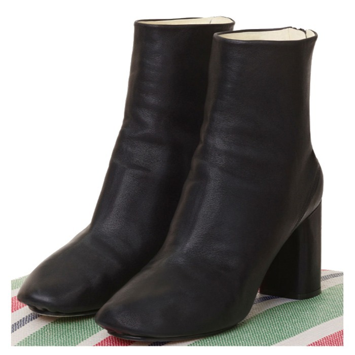 18AW 新作 セリーヌ SOFT BALLET ANKLE BOOT アンクルブーツ 3色