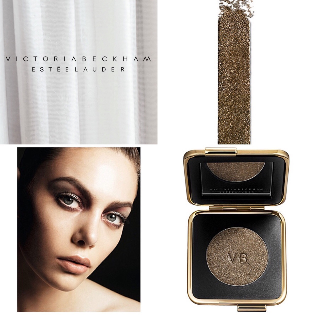 【Vベッカムコラボ】Estee Lauder Eye Metal Eyeshadow 3g