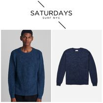 【SATURDAYS SURF NYC取り扱い商品】☆新商品☆Pane Sweater
