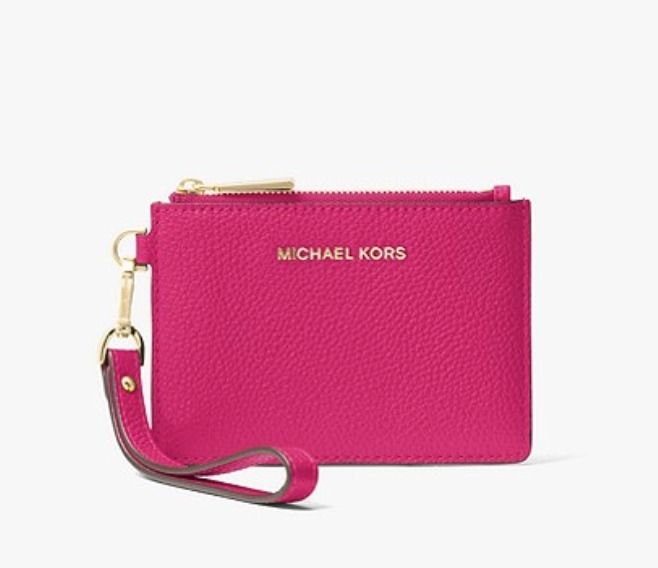 Michael Kors/Mercer Leather Coin Purse