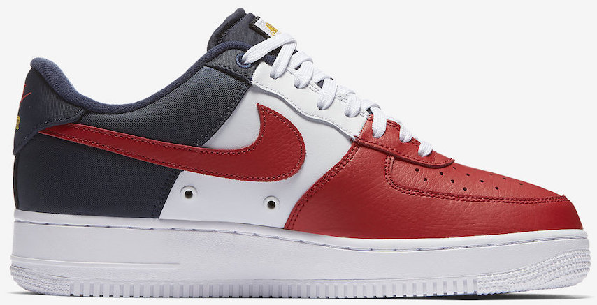 NIKE AIR FORCE 1 LV8 LOW LV8 ( University Red ) 22.5cm-25cm
