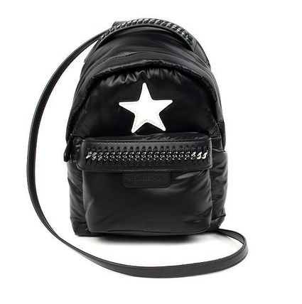 Stella McCartney バックパック・リュック 【関税負担】 STELLA MCCARTNEY MINI BACKPACK