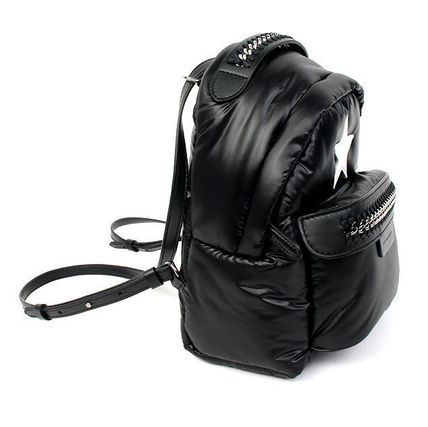Stella McCartney バックパック・リュック 【関税負担】 STELLA MCCARTNEY MINI BACKPACK(4)