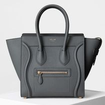 CELINE MICRO LUGGAGE in Baby Drummed Calf