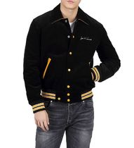 【関税負担】 SAINT LAURENT JE T'AIME TEDDY JACKET