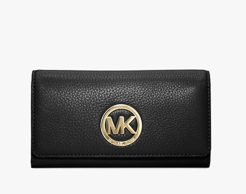 Michael Kors/Fulton Leather Carryall Wallet