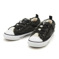 国内配送 CONVERSE CHILD ALL STAR N AMFUR SLIP OX グレー