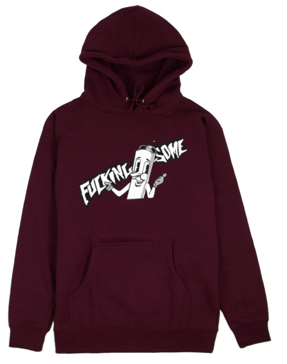 Fucking Awesome☆Cig Man Hoodie4色