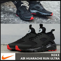 【Nike ナイキ】海外限定 AIR HUARACHE RUN ULTRA 819685-012