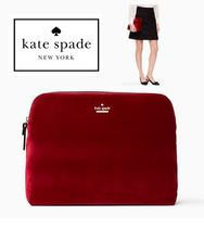 【kate spade new york】 コスメポーチ