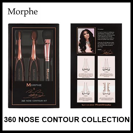360 NOSE CONTOUR COLLECTION 【ノーズブラシセット】