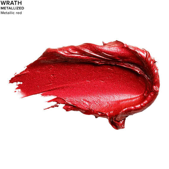 URBAN DECAY Vice Lipstick #Wrath (Metallic red) 送無 追跡有