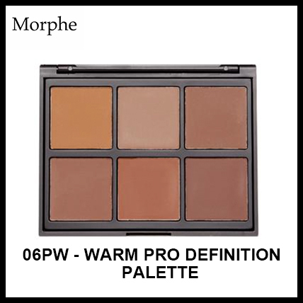 06PW WARM PRO DEFINITION PALETTE コントゥア・プレスパウダー