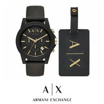 ARMANI EXCHANGE メンズ腕時計 ギフトセット AX7105
