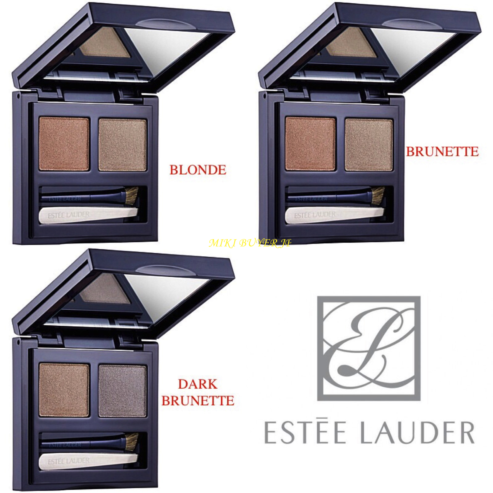 【関税・送料ゼロ】Estee Lauder Brow Now kit