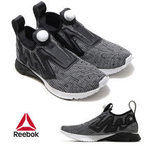 REEBOK☆PUMP SUPREME☆BS9513☆スニーカー☆BLACK GREY