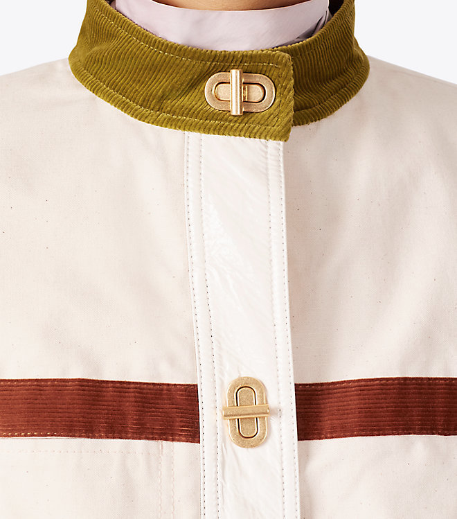 期間限定セール! Tory Burch Cadyn Jacket