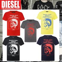 DIESEL★BOYS★ HAVE YOU SEEN THIS MAN? Tシャツ