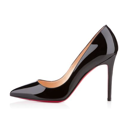 Christian Louboutin パンプス 【即発】【国内発送】PIGALLE 100 PATENT 人気モデル 美脚に!!(2)