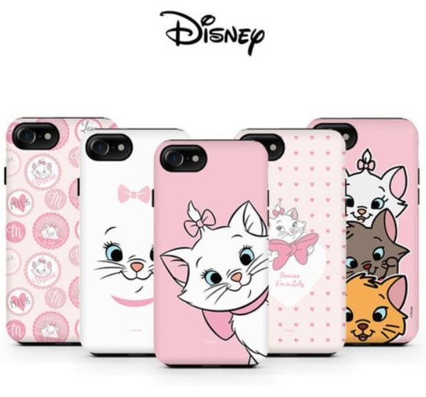 BEST SELLING  DISNEY ARISTOCATS MARIE TOUGH CASE iPhone Case