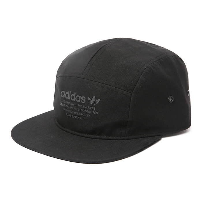 ADIDAS★関税込み★NMD 5 PANEL CAP★BLACK★0451