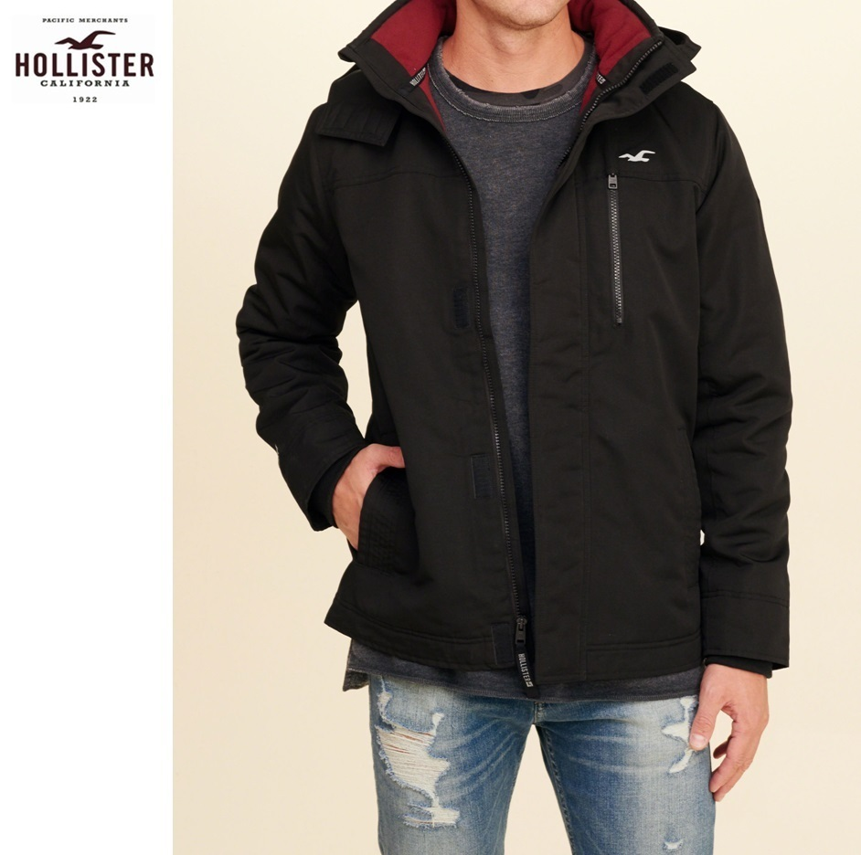 ★即発送★在庫あり★Hollister★All-Weather Jacket★