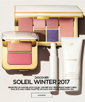 TOM FORD(トムフォード) アイメイク 限定 TOM FORD Soleil Winter Soleil Eye and Cheek Palette
