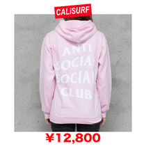 年始セール★ANTI SOCIAL SOCIAL CLUB zip up hoodie/L
