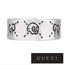 GUCCI★GucciGhost ring in silver