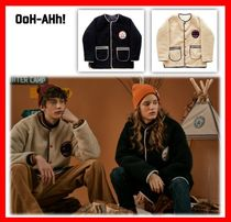 OoH AHh(ウーアー) アウターその他 韓国の人気【OoH AHh 】★GOOD TIME DUMBLE JP★UNISEX☆2色★
