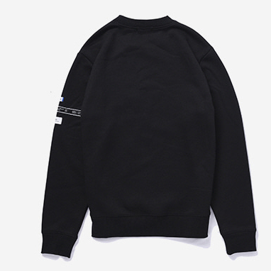 【default】NMPS LABELING スウェット (2 color) - UNISEX