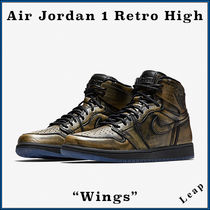 "【Nike】入手困難 ☆ 限定 Air Jordan 1 Retro High ""Wings"""