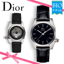 【Dior】スイス製♪* CHIFFRE ROUGE A03*自動巻き★腕時計★