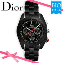 【Dior】スイス製♪* CHIFFRE ROUGE A05*防水★腕時計★