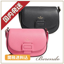 国内発送◆kate spade carlyle street kallie leather saddle