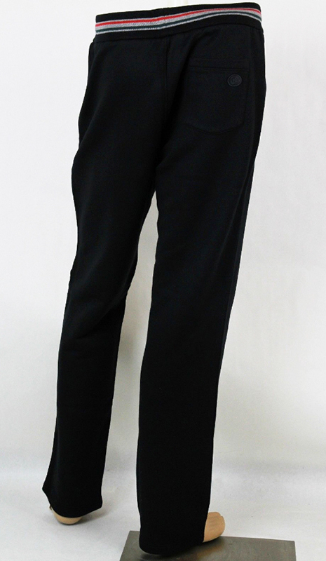 GUCCI★グッチ★素敵! Black Sweat Pants w/web Detail