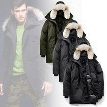 人気◆CANADA GOOSE カナダグース◆ Black Label◆Chateau Parka