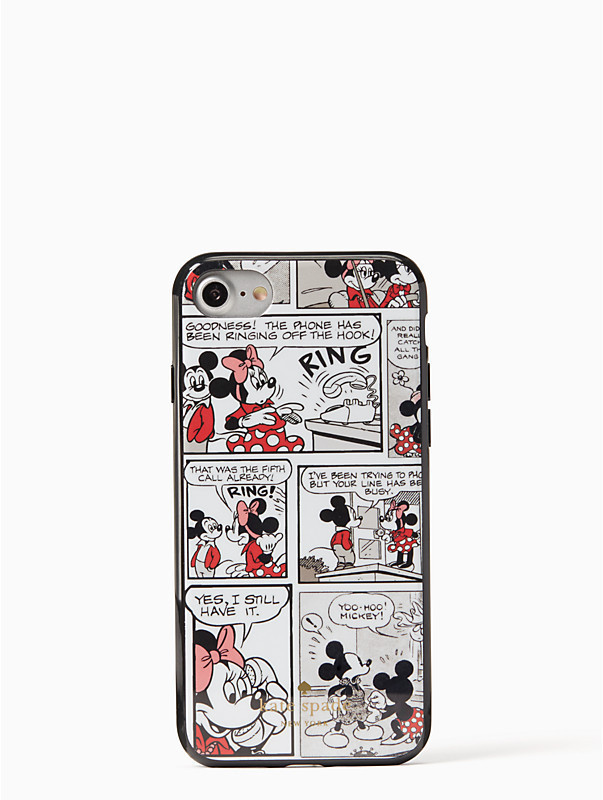 Kate Spade New York for Minnie Comic iPhone 7 Case