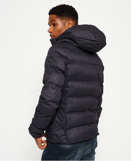 【Superdry極度乾燥(しなさい)】Echo Quilt Puffer Jacket