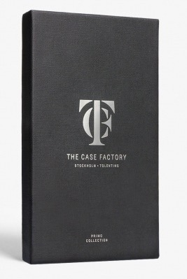 日本未入荷☆THE CASE FACTORY☆Crocodile Black iPhoneX case