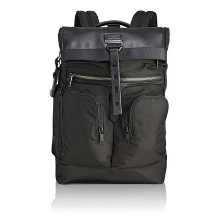 TUMI バックパック・リュック TUMI ALPHA BRAVO London Roll Top Backpack