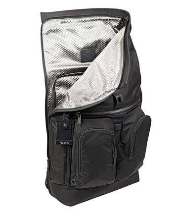 TUMI バックパック・リュック TUMI ALPHA BRAVO London Roll Top Backpack(2)