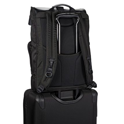 TUMI バックパック・リュック TUMI ALPHA BRAVO London Roll Top Backpack(5)
