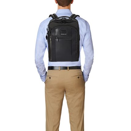 TUMI バックパック・リュック TUMI ALPHA BRAVO Davis Backpack(6)