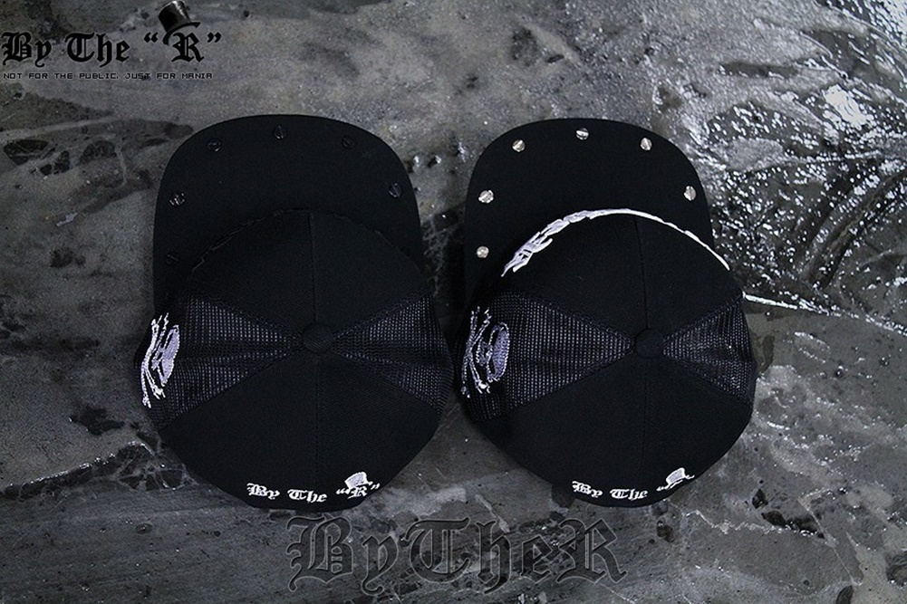 ★韓国の人気★BTHR★ByTheR Custom Wild tooth Snapback-z★