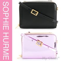 SOPHIE HULME 関税込み 斜めがけ ポシェット ショルダー バッグ