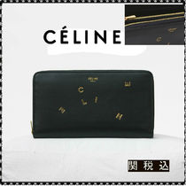 限定品♪Celine★LARGE ZIPPED MULTIFUNCTION 長財布 関税込