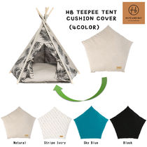 TEEPEE TENT CUSHION COVER (M size)