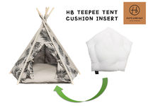 TEEPEE TENT CUSHION INSERT 綿 (S size)